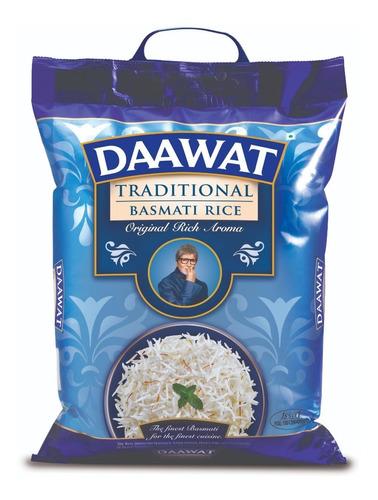 Arroz Basmati Daawat Trad. 5kg - kg a $23780