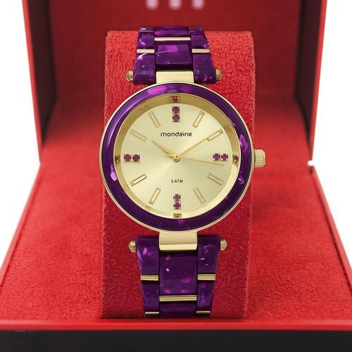 Relógio Mondaine Feminino Original Garantia Barato Com Nota