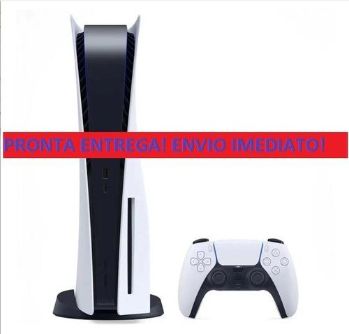 Sony Playstation 5 Ps5 Novo Pronta Entrega Envio Imediato