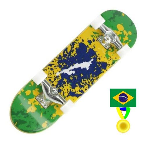 Skate De Dedo Extremo Radical Dtc Skate