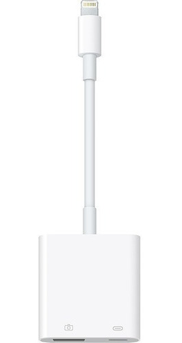 Adaptador Cable Conector Lightning Usb 3 Camara iPad iPhone