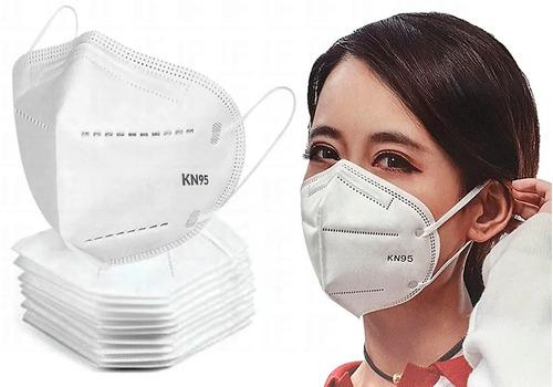 Kit 10 Máscaras N95 Proteção Respiratória Pff2 - Full