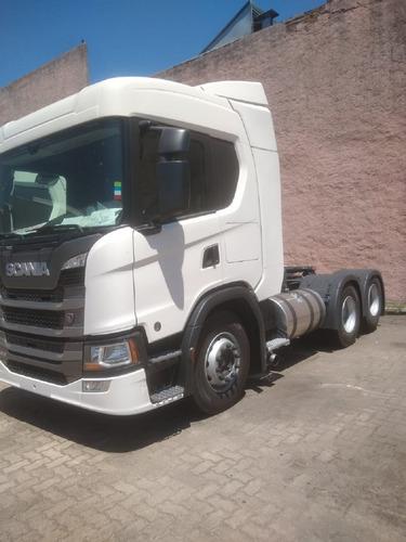 Scania G-410 6x2 2021 Okm Entrega Inmediata Empresa Vende!!!