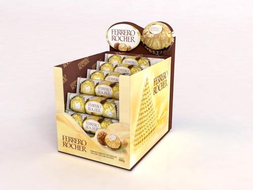 Chocolate Ferrero Rocher T3 Display X16