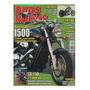 Duas Rodas N°348 Kawasaki 1500 Yamaha Ybr 125 Cg 150 Titan