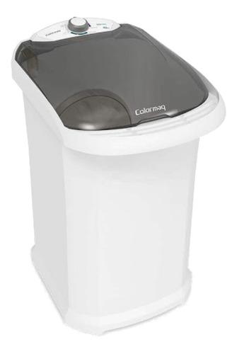 Máquina De Lavar Semi-automática Colormaq Lct - 4.5kg  Branca 127v