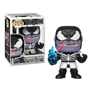 Funko Pop Venom Venomized Thanos Nuevo Sellado!!!!