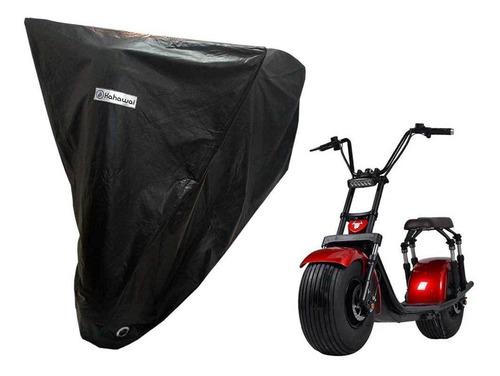 Capa Protetora Moto Anti chama Forrada Scooter Elétrica