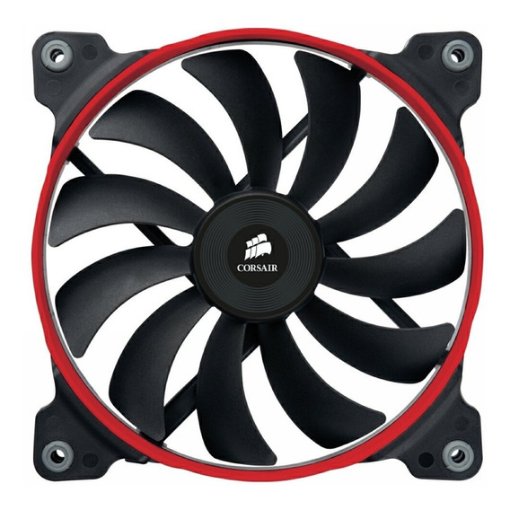 Fan Cooler Corsair Air Series Af140 Quiet Edition Single Fan