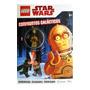 Revista Star Wars Confrontos Galácticos Boneco Lego C 3po