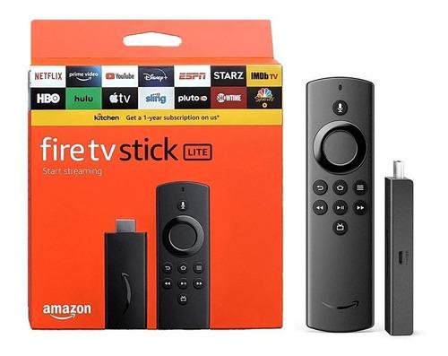 Amazon Fire Tv Stick Lite De Voz Full Hd 8gb 1gb Ram