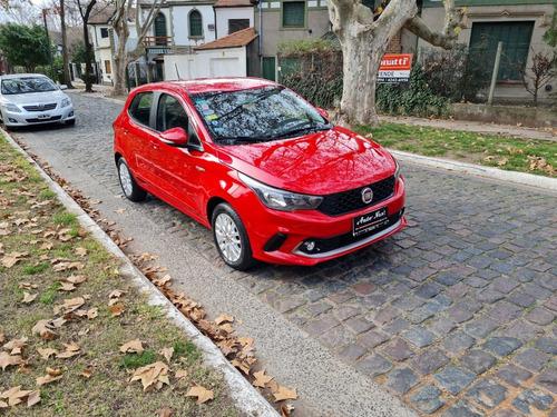 Fiat Argo 1.8n Precision C/gnc 5ta 2018