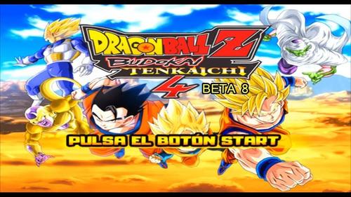 Dragonball Z - Budokai Tenkaichi 4 Beta 8 De Play 2