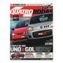 Quatro Rodas Nº605 Uno Gol Ka Amarok Hilux Malibu Sorento