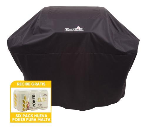 Cobertor Para Asador 3 A 4 Quemadores Poliester 2118398p02