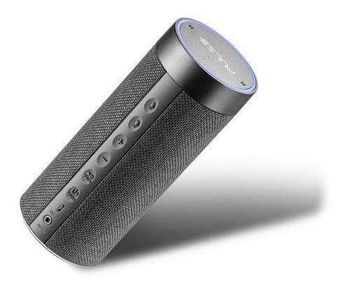 Caixa De Som Alexa Smarty Pulse Speaker Bluetooth Multilaser