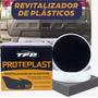 Revitalizador De Plástico Para Carro Power Plast