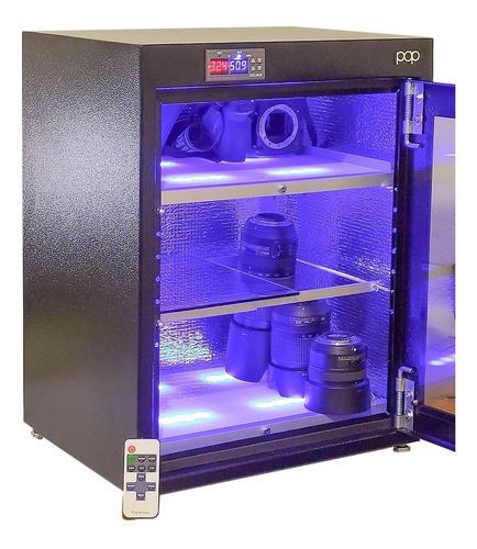 Póp Case Vt-60 Armário Anti Fungos Lentes 70-200 F 2.8