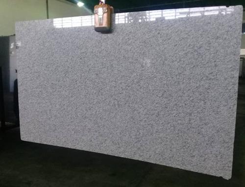 Granito Pulido Blanco Fortaleza En Planchas De 2cm