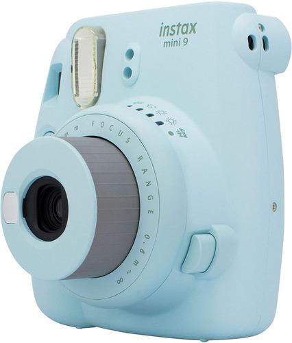 Camera Instax Mini 9 Estilo Polaroid Com Acessórios