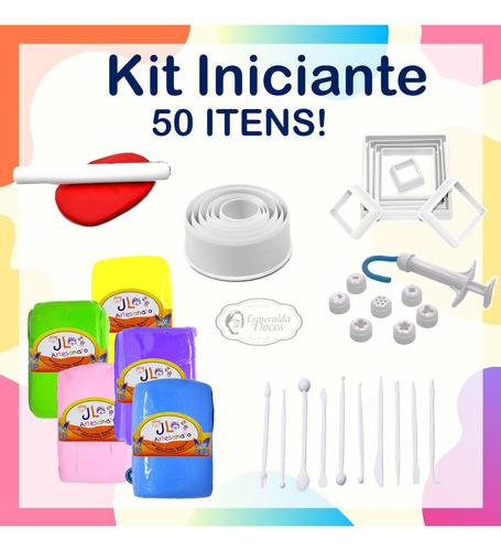 Kit Biscuit Barato Completo 50 Itens - Envio Imediato