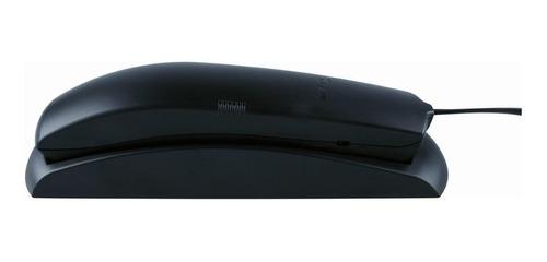 Telefone Fixo Intelbras Tc 20 Preto