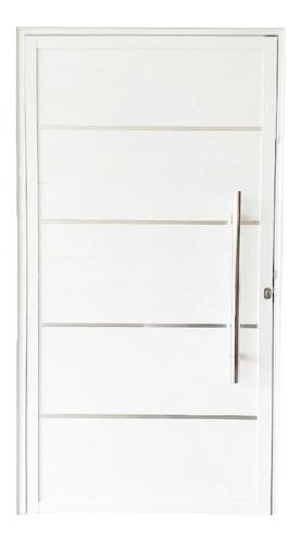 Porta Lambril C/puxador  Branca  210x080 Ofertas
