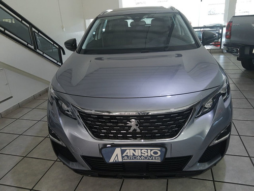 Peugeot 3008 1.6 16v 4p Griffe Pack Thp Turbo Automático