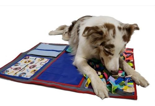 Brinquedo Para Cachorro - Tapete De Atividades Tam P