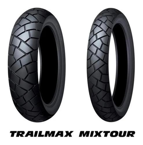 Dunlop Mixtour 150/70r17 + 110/80r19