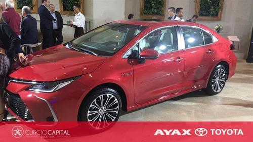Toyota Corolla Se-g 1.8 Automatico 2021 Celeste 0km