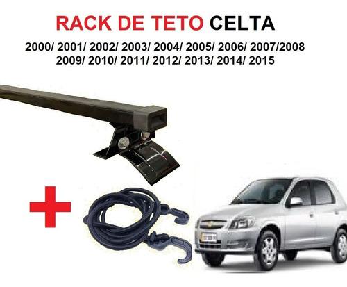 Rack De Carro Celta/prisma Hatch E Sedan 2000 Até 2015
