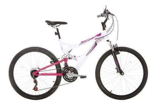 Bicicleta Vivid Aro 26 21 Marchas Vv26p Houston