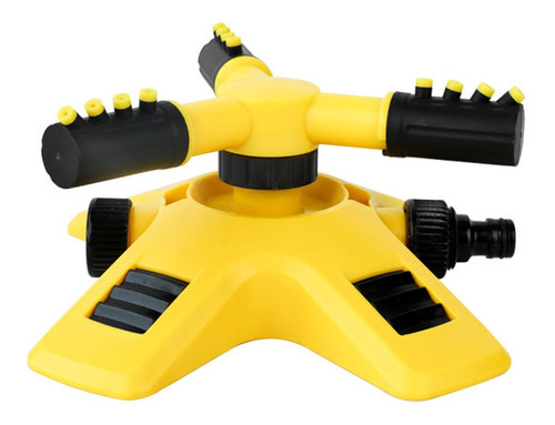1pc Prático 360° Rotação Sprinkler Bico Controle Plástico