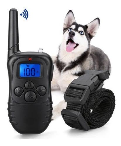 Mascota De Lcd Eléctrico Adiestramiento De Perros Collar Yd