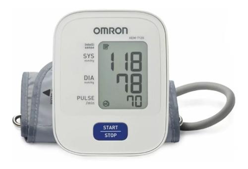 Tensiómetro Digital De Brazo Omron Hem-7120