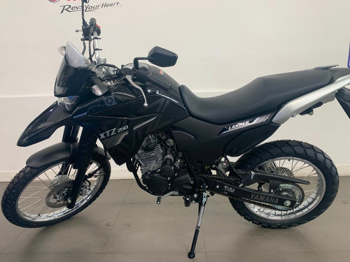 Yamaha Xtz 250 Lander Preto 2021