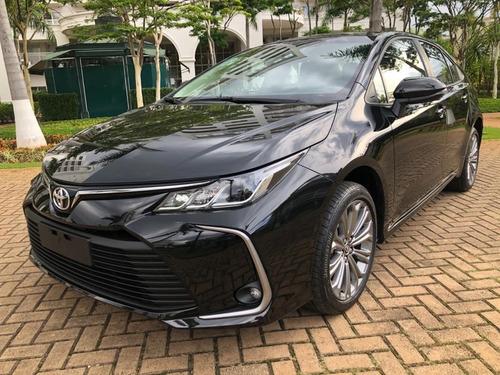 Toyota Corolla Xei 0km Mod 2022 Blindado Niii-a