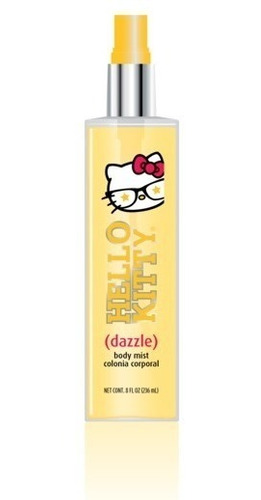 Perfume Hello Kitty Dazzle 236ml - Oferta Especial 2x1