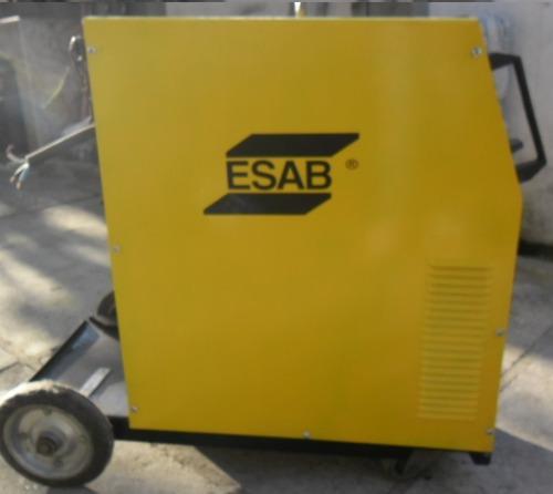 Máquina De Solda Smashweld 350 Esab