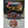 Revista Pc Gamer Brasil Dark Colony Classico Jogo Antigo Pc