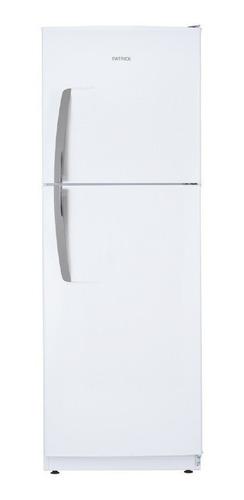Heladera Patrick Hpk151m00  Blanca Con Freezer 388l 220v