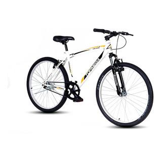 Bicicleta Mtb Topmega Cratos R26 1vel Susp Envio!!!