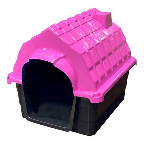 Casa Pet N2 Casinha Cães Cachorros Gatos Plástico