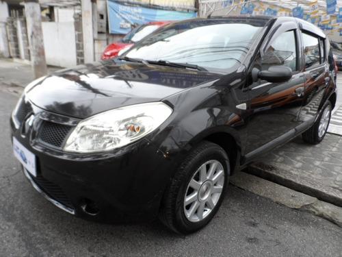 Renault Sandero Expr 1.6 2009, Completo, Excelente Estado.