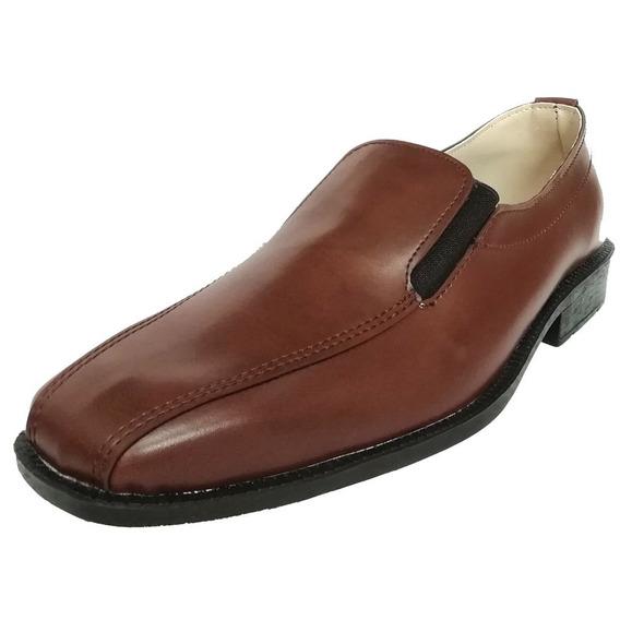 Zapato Hombre S/cuero De Vestir Acordonados