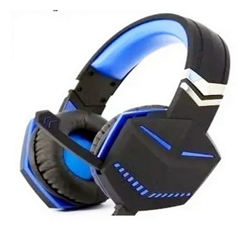 Headset Gamer C/microfone E Fone Ps4 Xbox One Pc Mob Fr-510