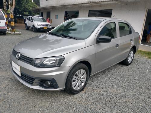 Volkswagen Voyage Higline