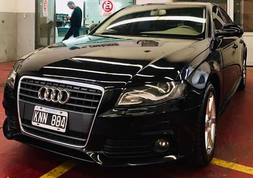 Audi A4 2.0 I Sport Cuero Multitronic 2011