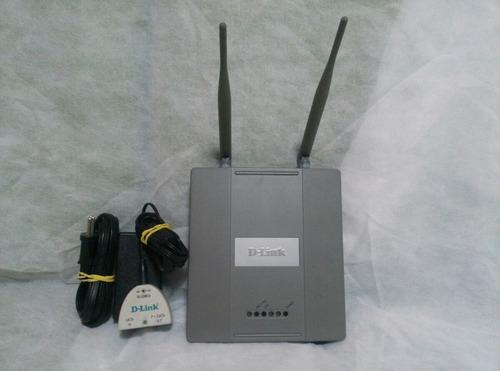 Roteador Acces Point  Acces Point Dlink Roteador Original